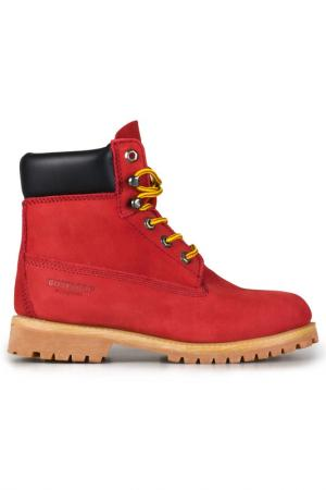 Boots BUSTAGRIP. Цвет: red