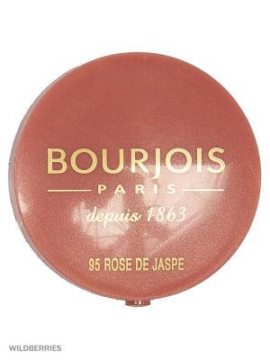Румяна blush, 95 тон Bourjois. Цвет: розовый