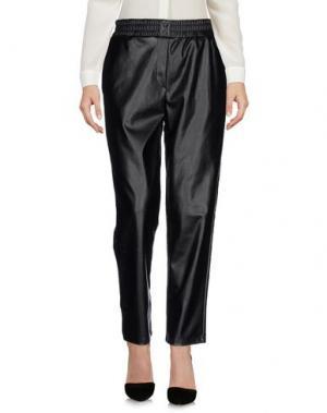 Повседневные брюки 25.10 per MAURIZIO COLLECTION. Цвет: черный