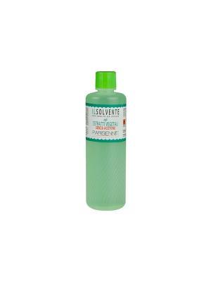 Жидкость для снятия лака ароматизированная 125 мл Black. Цвет: зеленый, белый