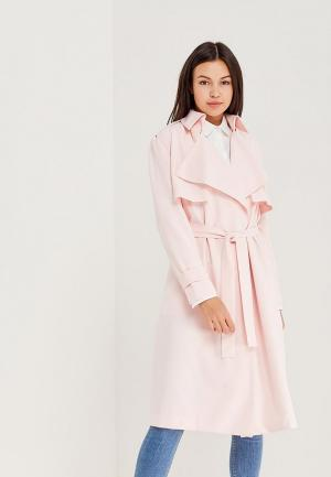 Плащ Masha Mart. Цвет: розовый