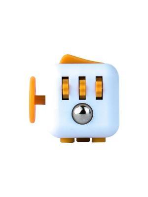 Игрушка антистресс Fidget Cube, закат Neocube. Цвет: оранжевый