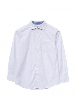 Рубашка Sela. Цвет: голубой