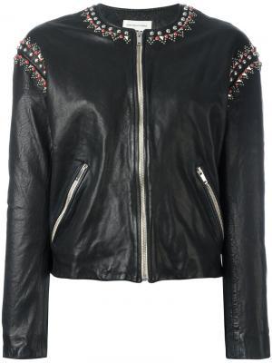 Куртка Buddy Isabel Marant Étoile. Цвет: чёрный