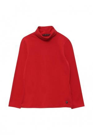 Водолазка Sisley. Цвет: красный