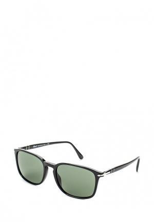 Очки солнцезащитные Persol. Цвет: черный