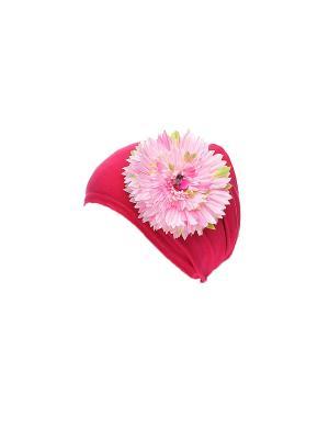 Бандана Jane Flo. Цвет: розовый