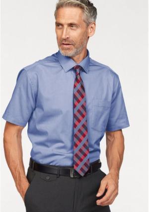 Комплект: рубашка + галстук платок STUDIO COLETTI. Цвет: голубой