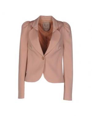 Пиджак BETTY BLUE. Цвет: розовый