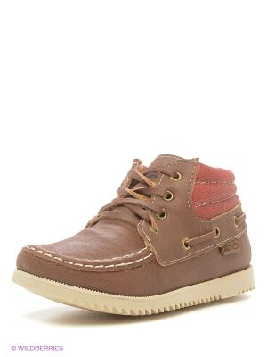 Ботинки Klin. Цвет: коричневый