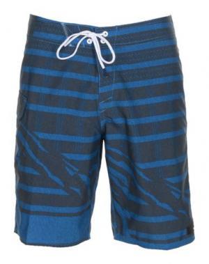 Пляжные брюки и шорты OAKLEY. Цвет: стальной серый