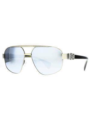 Солнцезащитные очки Dakota Smith. Цвет: темно-серый