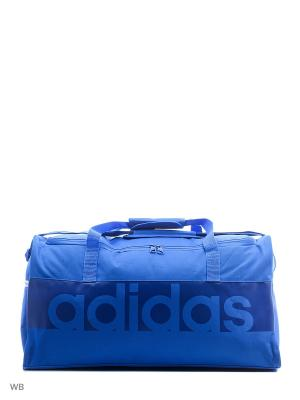 Спортивная сумка TIRO LIN TB M BLUE/BOBLUE Adidas. Цвет: синий