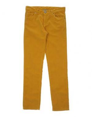 Повседневные брюки GRANT GARÇON. Цвет: охра