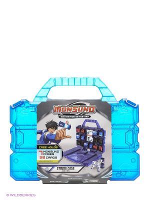Игрушка Монсуно Чемоданчик Monsuno. Цвет: синий
