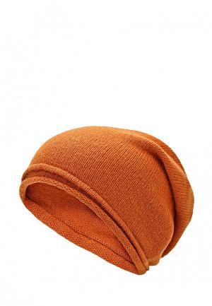Шапка Canoe. Цвет: оранжевый