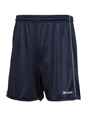 Волейбольные шорты Energy 2K. Цвет: темно-синий