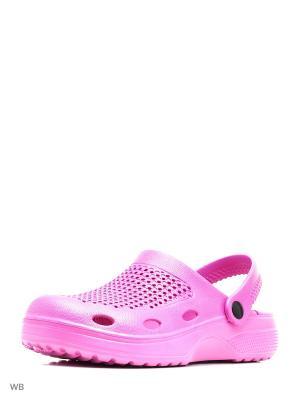 Сабо Modis. Цвет: розовый, фиолетовый