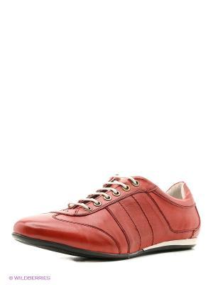 Туфли Franco Bellucci. Цвет: красный