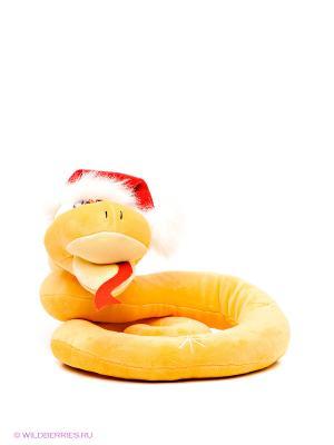 Змейка новогодняя Princess Love. Цвет: желтый