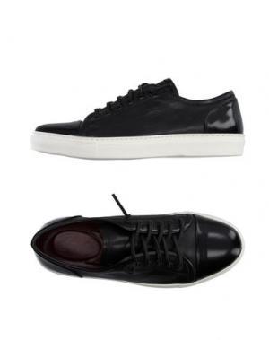Низкие кеды и кроссовки BAGATT. Цвет: черный