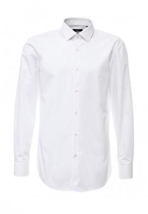 Рубашка Boss. Цвет: белый