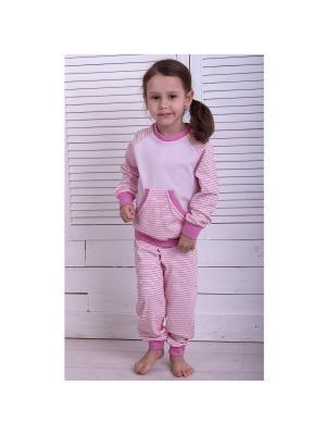 Пижама СВЕТ МАРИИ. Цвет: розовый