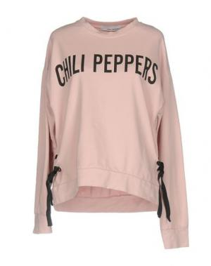 Толстовка CHILI PEPPERS. Цвет: розовый