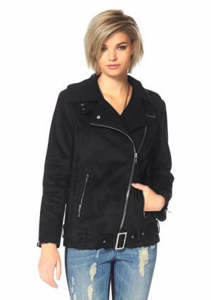 Куртка Laura Scott. Цвет: черный