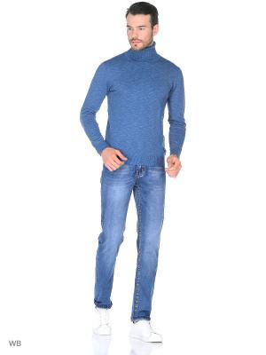 Джемпер JLAB. Цвет: серо-голубой