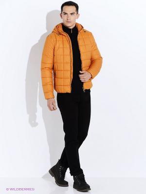Куртка GEOX. Цвет: оранжевый