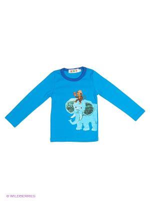 Джемпер Kidly. Цвет: голубой