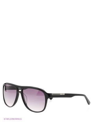 Солнцезащитные очки Bikkembergs. Цвет: серый, черный