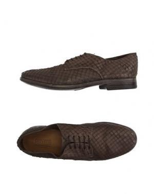 Обувь на шнурках PREVENTI. Цвет: хаки