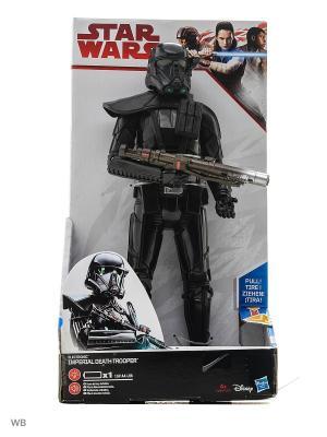Электронная фигурка-титан Звездных Войн Эпизод 8 Star Wars. Цвет: черный