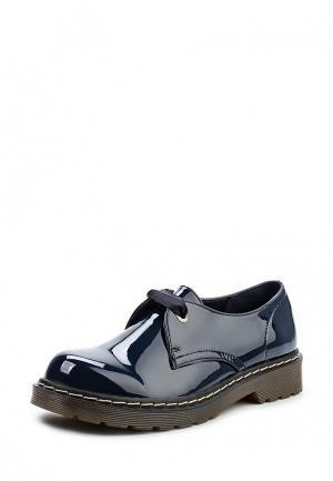 Ботинки Super Mode. Цвет: синий