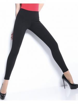 Леггинсы, модель LEGGY STEP 02 Giulia. Цвет: черный