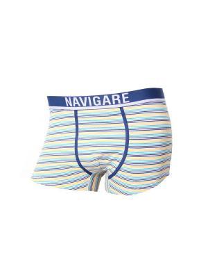 Трусы Navigare. Цвет: темно-синий