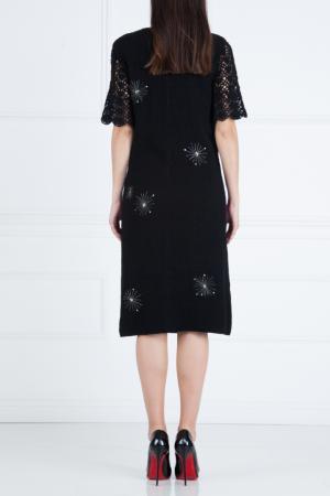 Платье из вискозы Libertine. Цвет: фиолетовый