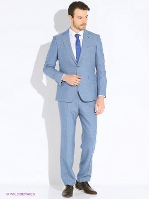 Пиджак btc. Цвет: голубой