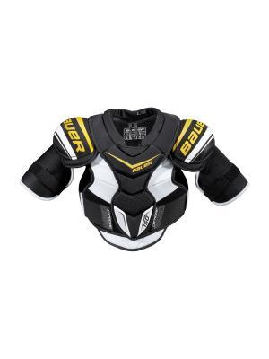 Защита плеч BAUER SUPREME 150 Детская. Цвет: черный, желтый, белый