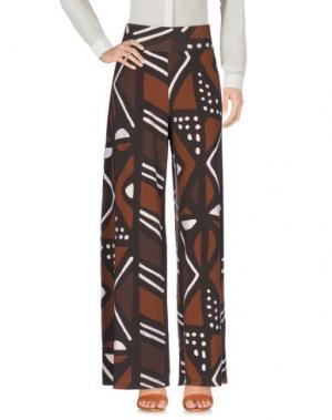 Повседневные брюки LABO.ART. Цвет: темно-коричневый