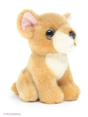 Мягкая игрушка Чихуахуа MAXITOYS. Цвет: бежевый