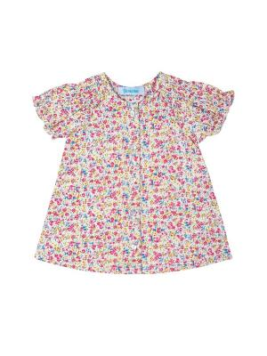 Блузка Бимоша. Цвет: розовый