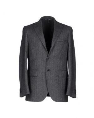 Пиджак SARTORE. Цвет: свинцово-серый