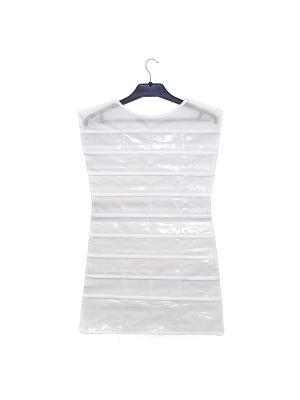 Органайзер-платье для украшений Capri Homsu. Цвет: белый