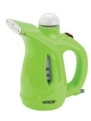 Ручной отпариватель Vitesse. Цвет: зеленый