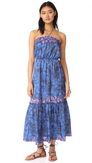 Платье Tonga Warm. Цвет: ночной