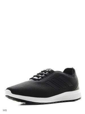 Кроссовки cw oscillate m  CBLACK/CBLACK/BORANG Adidas. Цвет: черный, белый