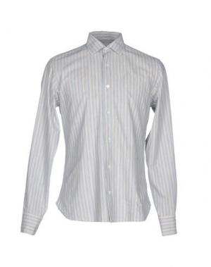 Pубашка DANOLIS per SCAGLIONE CITY. Цвет: серый